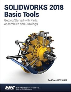 SOLIDWORKS 2018 Basic Tools-cover