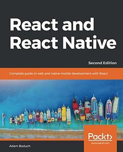 React and  React Native, 2nd Edition-cover