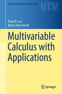 Multivariable Calculus with Applications (Undergraduate Texts in Mathematics)-cover