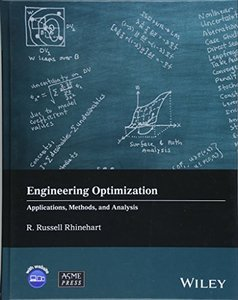 Engineering Optimization: Applications, Methods and Analysis (Hardcover)-cover