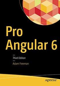Pro Angular 6, 3/e-cover