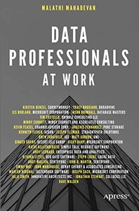 Data Professionals at Work-cover