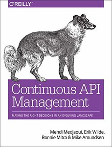 Continuous API Management: Making the Right Decisions in an Evolving Landscape-cover