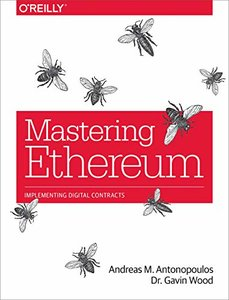 Mastering Ethereum: Building Smart Contracts and Dapps-cover