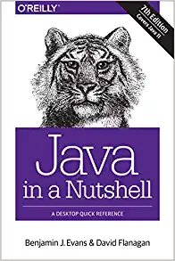 Java in a Nutshell: A Desktop Quick Reference 7/e-cover