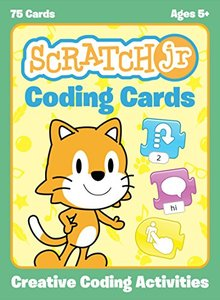 ScratchJr Coding Cards: Creative Coding Activities-cover