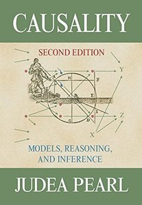 Causality: Models, Reasoning and Inference-cover