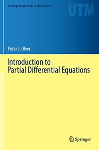 Introduction to Partial Differential Equations (by dhl)-cover