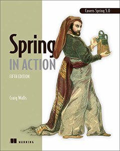 Spring in Action, 5/e (Paperback)-cover
