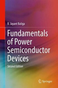 Fundamentals of Power Semiconductor Devices, 2/e (Hardcover)-cover