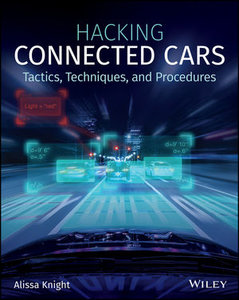 Hacking Connected Cars: Tactics, Techniques, and Procedures-cover