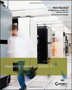 Mastering VMware vSphere 6.7-cover