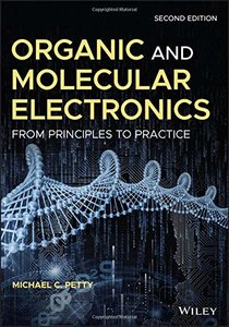 Organic and Molecular Electronics: From Principles to Practice-cover