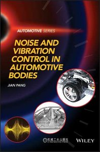 Noise and Vibration Control in Automotive Bodies (Automotive Series)-cover