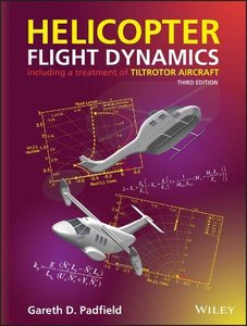 Helicopter Flight Dynamics: Including a Treatment of Tiltrotor Aircraft (Aerospace Series)-cover
