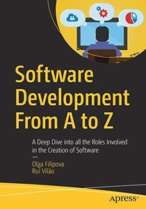 Software Development From A to Z: A Deep Dive into all the Roles Involved in the Creation of Software-cover