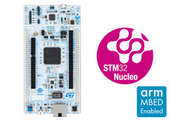 Nucleo STM32H743ZIT6 開發板-cover