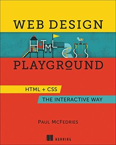 Web Design Playground: HTML & CSS the Interactive Way-cover