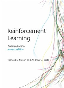 Reinforcement Learning: An Introduction, 2/e (Hardcover)-cover
