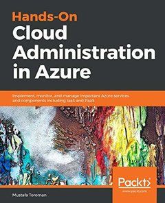 Hands-On Cloud Administration in Azure-cover