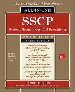 SSCP Systems Security Certified Practitioner All-in-One Exam Guide, Third Edition-cover