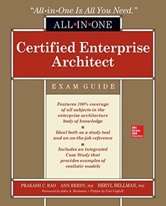 Certified Enterprise Architect All-in-One Exam Guide-cover