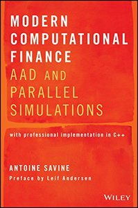 Modern Computational Finance: AAD and Parallel Simulations-cover