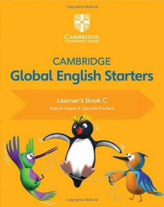 Cambridge Global English Starters Learner's Book C-cover