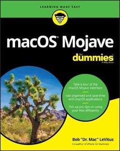macOS Mojave For Dummies (For Dummies (Computer/Tech))-cover