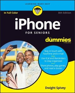 iPhone For Seniors For Dummies-cover