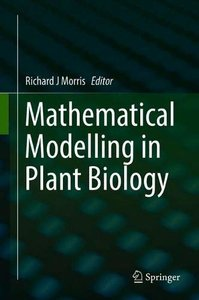 Mathematical Modelling in Plant Biology-cover