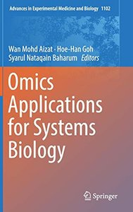 Omics Applications for Systems Biology (Advances in Experimental Medicine and Biology)