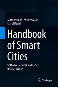 Handbook of Smart Cities: Software Services and Cyber Infrastructure-cover