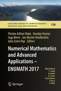 Numerical Mathematics and Advanced Applications ENUMATH 2017 (Lecture Notes in Computational Science and Engineering)-cover