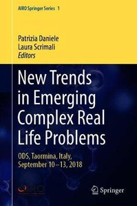 New Trends in Emerging Complex Real Life Problems: ODS, Taormina, Italy, September 10–13, 2018 (AIRO Springer Series)-cover