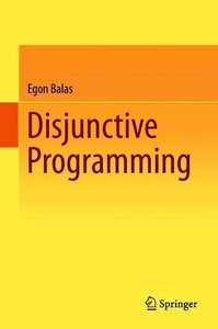 Disjunctive Programming-cover