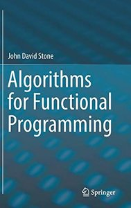 Algorithms for Functional Programming-cover