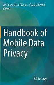 Handbook of Mobile Data Privacy-cover