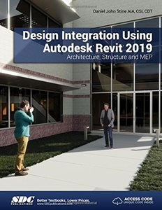 Design Integration Using Autodesk Revit 2019-cover