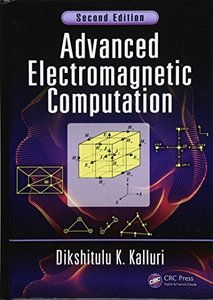 Advanced Electromagnetic Computation (Volume 1)-cover