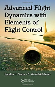 Advanced Flight Dynamics with Elements of Flight Control-cover