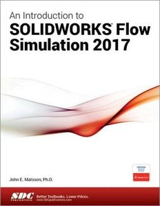 An Introduction to SOLIDWORKS Flow Simulation 2017-cover
