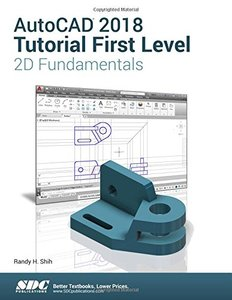 AutoCAD 2018 Tutorial First Level 2D Fundamentals-cover