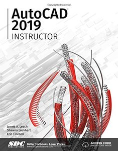 AutoCAD 2019 Instructor-cover