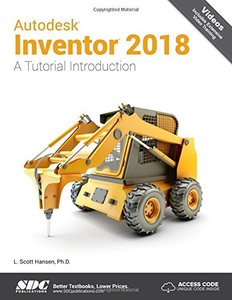 Autodesk Inventor 2018: A Tutorial Introduction-cover