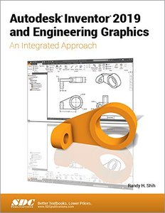 Autodesk Inventor 2019 and Engineering Graphics-cover