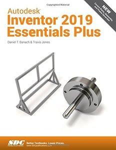 Autodesk Inventor 2019 Essentials Plus-cover