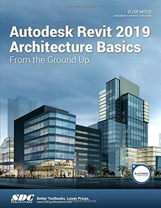 Autodesk Revit 2019 Architecture Basics-cover