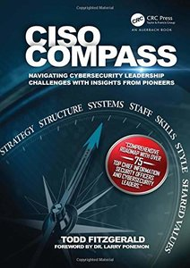 CISO COMPASS: Navigating Cybersecurity Leadership Challenges with Insights from Pioneers-cover