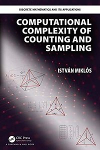 Computational Complexity of Counting and Sampling (Discrete Mathematics and Its Applications)-cover